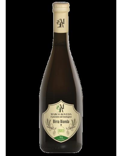 12 Birra  Bionda Marco Roveda 75cl