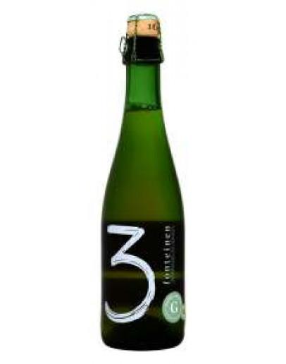 12 Birra 3 Fonteinen Oude Geuze 0,375 l