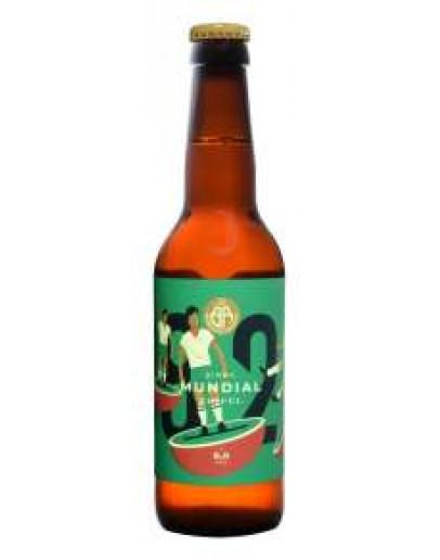 12 Birra Amerino Mundial Tripel 0,33 l