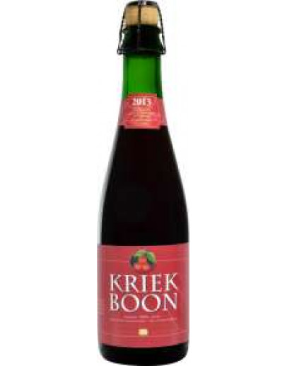 12 Birra Boon Kriek 0,375 l