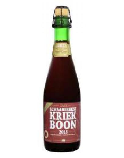 12 Birra Boon Schaarbeekse Oude Kriek 2018 0,375 l