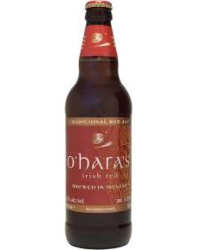 12 Birra Carlow O'Hara'S Irish Red 0,5 l