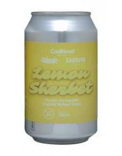 12 Birra Coolhead Lemon Sherbet 0,33 l