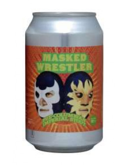 12 Birra Coolhead Masked Wrestler Lattina 0,33 l