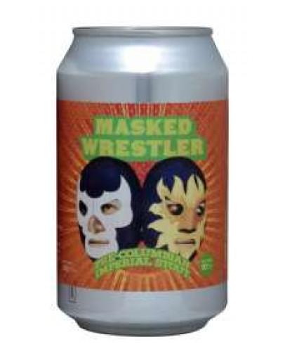 12 Birra Coolhead Masked Wrestler Lattina 0,33 l