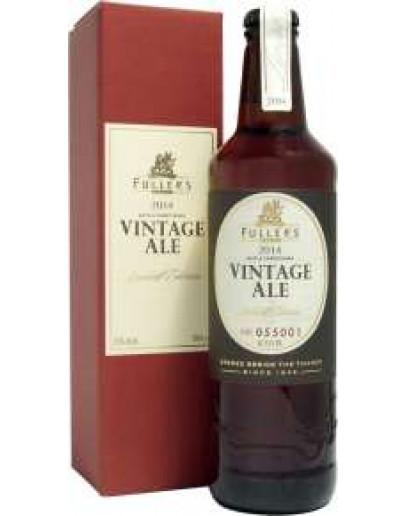 12 Birra Fuller's Vintage Ale 0,5 l
