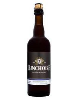 12 Birra Binchoise Brune
