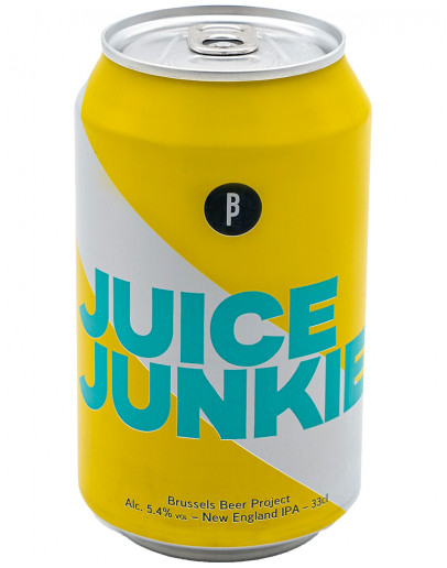12 Birra Beer Project Juice Junkie Lattina