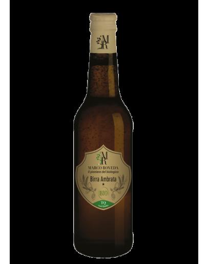 24 Birra  Ambrata Marco Roveda 33 cl