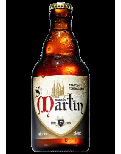24 Birra  Saint -Martin Blonde Bio 0.33 cl
