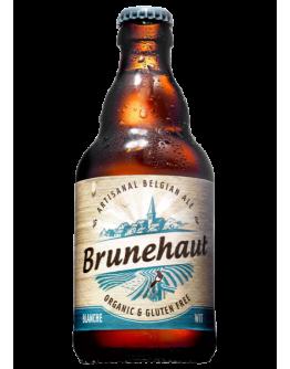 6 Birra Brunehaut Blanche Biologique Gluten Free