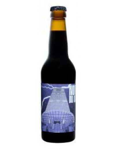 24 Birra Ermitage Noire Du Midi Hoppy Porter  0.33 l
