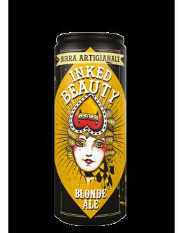 24 Birra Inked Beauty Chiara Lattina 33 cl