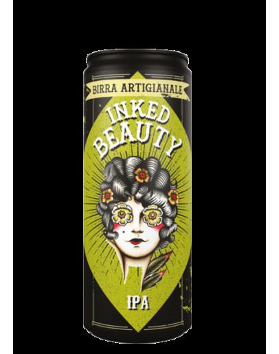 24 Birra Inked Beauty IPA Lattina  33 cl