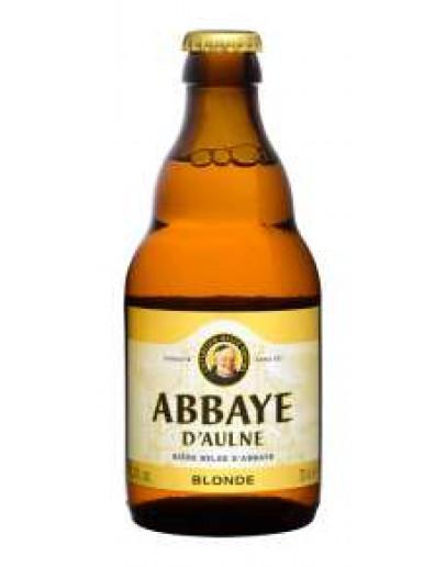 24 Birra Abbaye D' Aulne Blonde 0,33 l