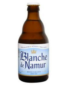 24 Birra Blanche De Namur 0,33 l