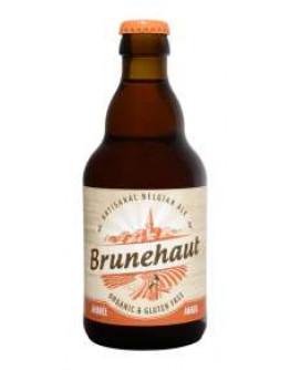 12 Birra Brunehaut Ambree No Glutine 0,33 l