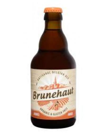 24 Birra Brunehaut Ambree No Glutine 0,33 l