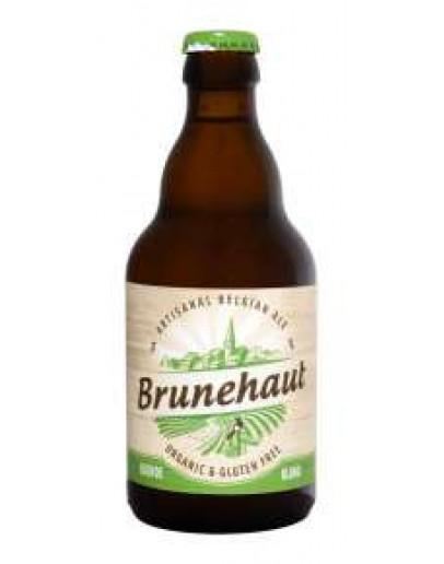 24 Birra Brunehaut Blonde No Glutine 0,33 l