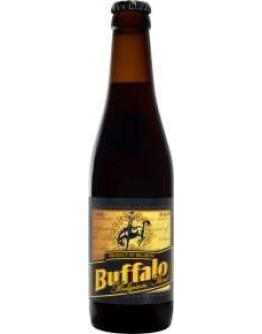 24 Birra Buffalo Belgian Stout 0,33 l