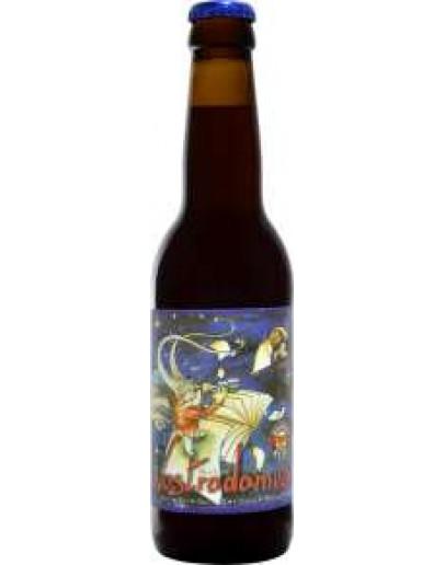 24 Birra Caracole Nostradamus Brune 0,33 l