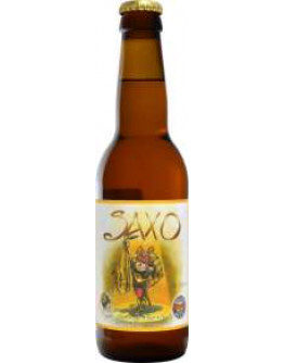 24 Birra Caracole Saxo Blonde 0,33 l