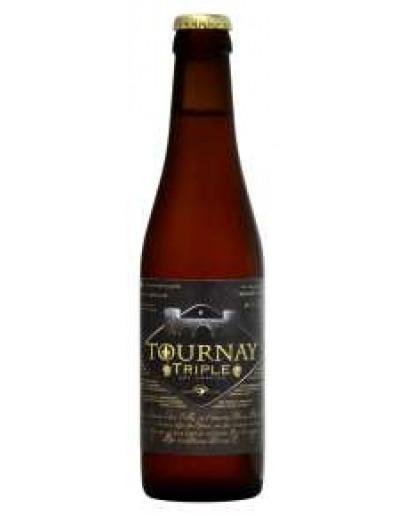24 Birra Cazeau Tournay Triple 0,33 l