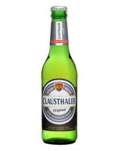 24 Birra Clausthaler Analcolica 0,33 l