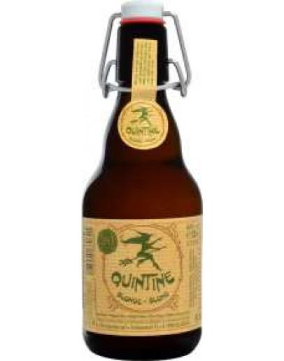 24 Birra Des Legendes Quintine Blond 0,33 l