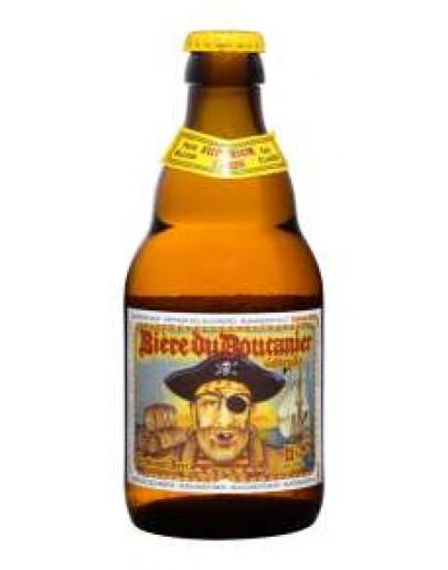24 Birra Du Boucanier Golden Ale 0,33 l