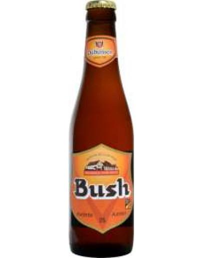 24 Birra Dubuisson Bush Ambree Caractère 0,33 l