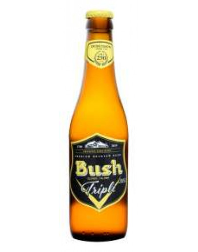 24 Birra Dubuisson Bush Blonde Triple 0,33 l