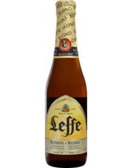 24 Birra Inbev Leffe Blonde 0,33 l