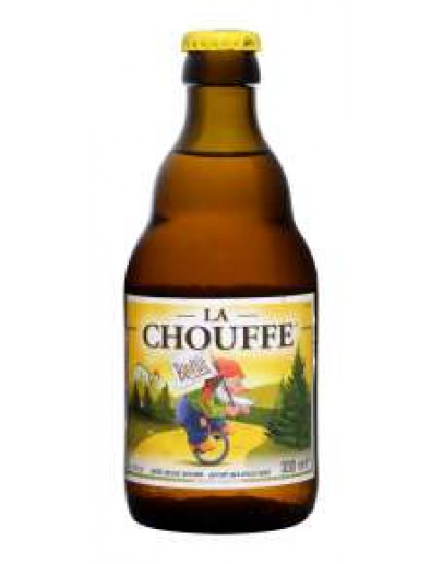 24 Birra Achouffe La Chouffe 0,33 l