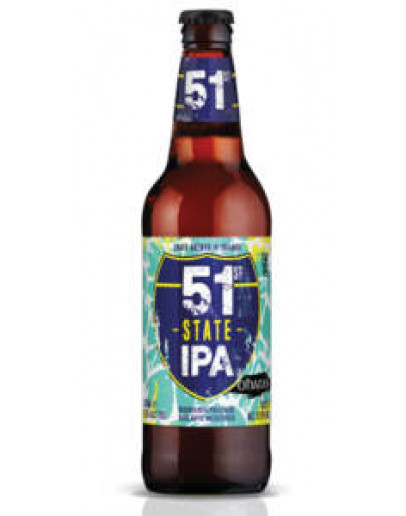 12 Birra Carlow O'Hara 51 State Ipa