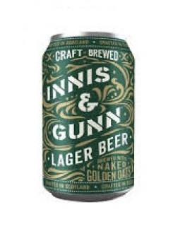 10 Birra Innis & Gunn Lager Beer 0,44 l lattina