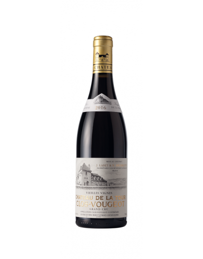 Clos  Vougeot Vieilles Vignes Grand Cru 2018