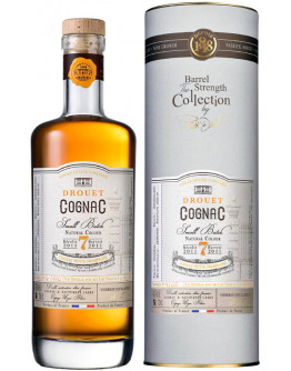 Cognac Drouet Sauternes Cask Finish 2011 7 yo - The Barrel Strength Collectionac