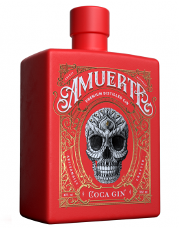 Gin Amuerte Red