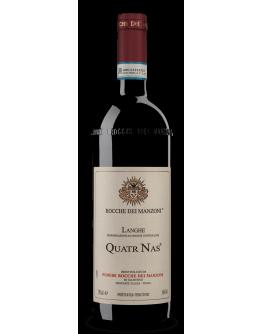Langhe Rosso doc 1996 - Quatr Nas Magnum