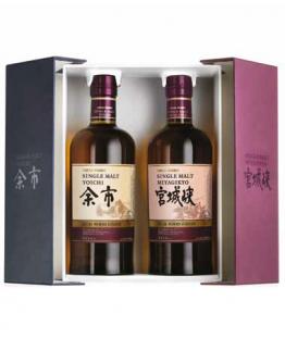 Nikka Whisky Yoichi & Miyagikyo Rum Cask Finish 70th Velier