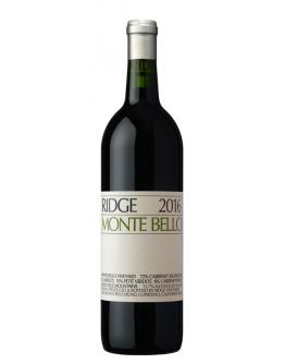 Monte Bello Cabernet 2016 Santa Clara County