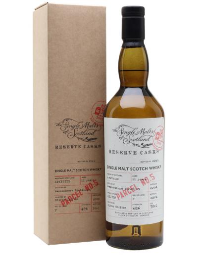 Whisky Single Malts Of Scotland Mannochmore