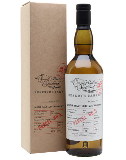Whisky Single Malts Of Scotland Teaninich