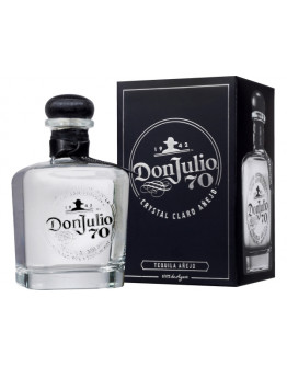 Tequila Don Julio 70 Crystal Claro