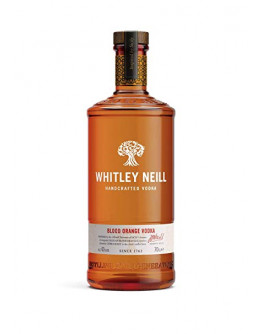 Vodka Whitley Neill Blood Orange