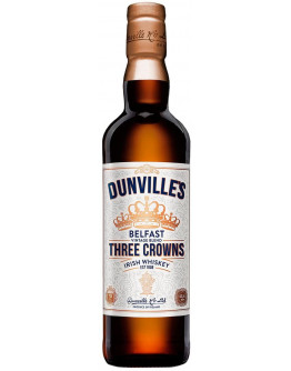 Whiskey Dunville's Three Crowns