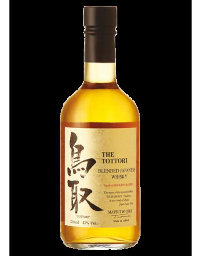 Whisky  Bourbon Barricato The Tottori  43°