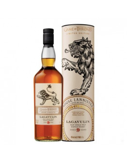 Whisky Lagavulin 9 y.o. Game of Thrones