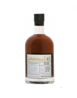 Whisky Rare Cask Reserves 41 y.o.